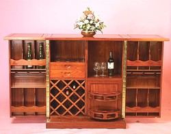 Bar cabinet from gold bell furniture l p bangkok thailand Bell furniture
