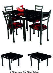 Metal Dining Table Set E-865   105