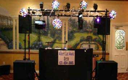 Lighting And DJ System