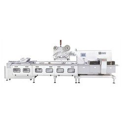 Chocolate Flo wrapping Machine