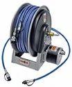 Electric Rewind Hose Reel