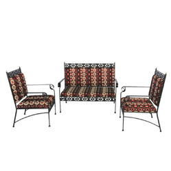 Wrought Iron Sofa Set (Sf-21)