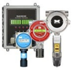 Supply of Fixed Gas Detection System
