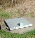 Wet Well Access Manhole Covers