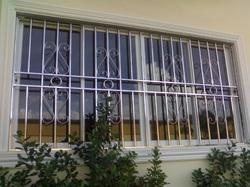 Gertech engineering from philippines stainless railling for Window grills design in the philippines