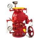 Wet Alarm Valve Station