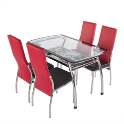 Stainless Steel Dining Set (ISD 15A)