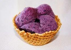 Haskap Ice Cream