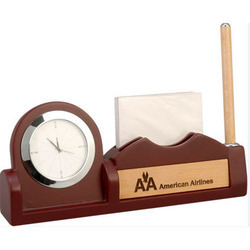 Wooden Desk Top Accessories