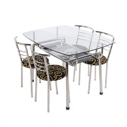 Stainless Steel Dining Set (ISD 14C)