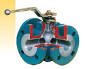 3-Way Lined Valves