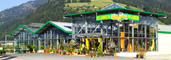 Krass Garden Centres Greenhouse