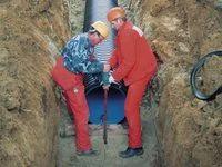 Fränkische drainage