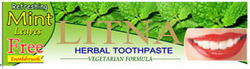 Mint Herbal Toothpaste