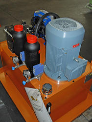 Hydraulic Power Unit for Press Control