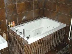 Nirvana Deep Soaking Bath Tub From Cabuchon Bath Forms