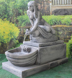 Geoff 39 S Garden Ornaments From United Kingdom Free Standing Self Contained Or Pond Fountains